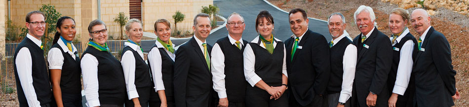 Our Team and Funeral Directors